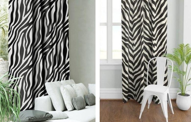 Cortina de Zebra   westwing.com.br