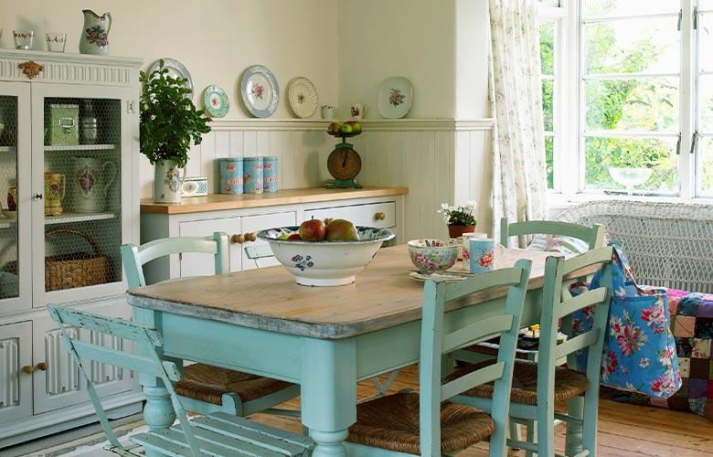 Cozinha Shabby Chic | westwing.com.br