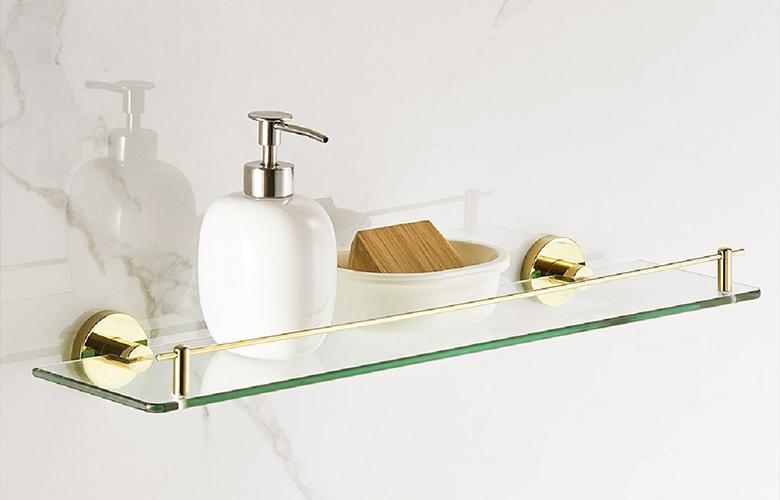 Porta-Shampoo de Vidro | westwing.com.br