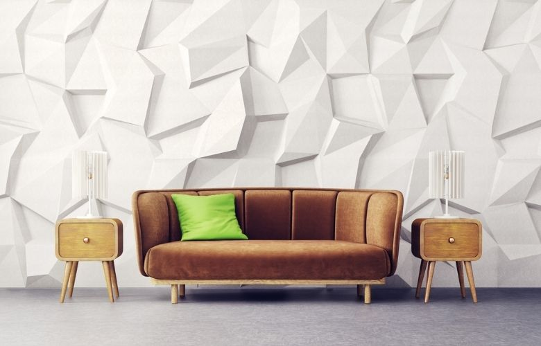 Placa de Gesso 3D na Decoração de Interiores | westwing.com.br