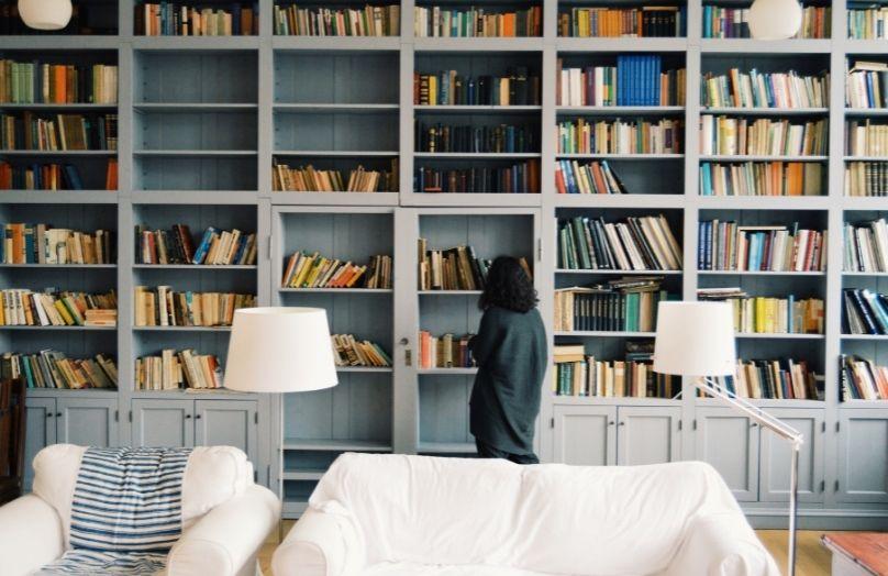 Decoração com Livros: Por Onde Começar? | Westwing.com.br