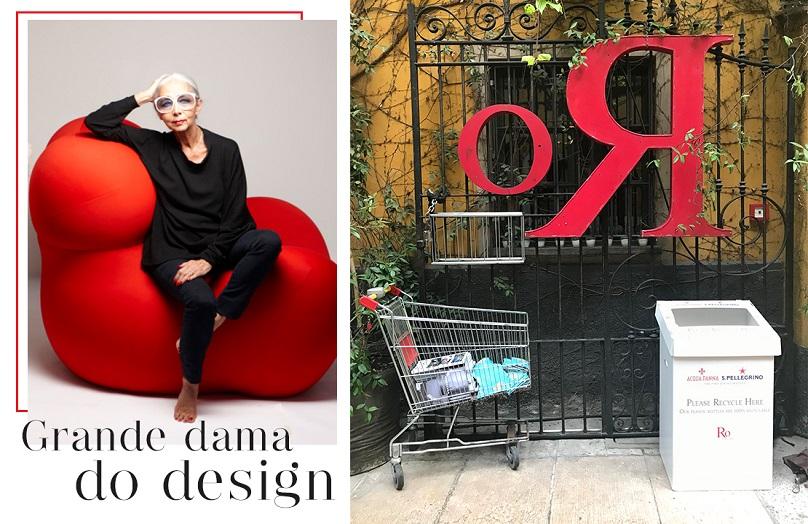 Rossana Orlandi, a entusiasta do novo | Westwing.com.br