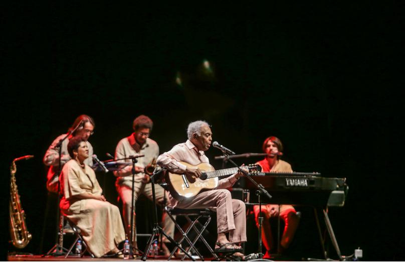 Espaço Westwing no Vivo Rio: Gilberto Gil