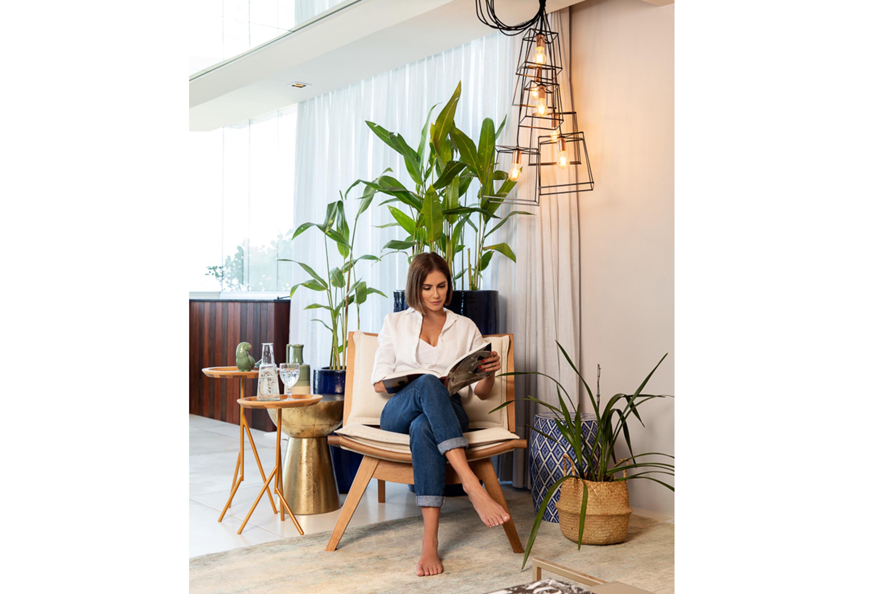 Deborah Secco abre a sua casa | westwing.com.br