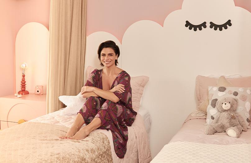 De mãe para filhas com Giovanna Antonelli | Westwing.com.br