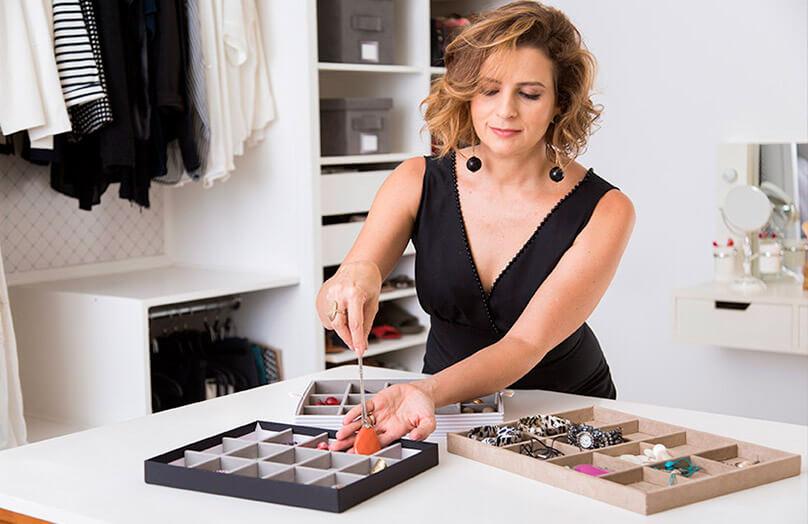 Micaela Góes dá dicas sobre organização na Westwing Store | Westwing.com.br