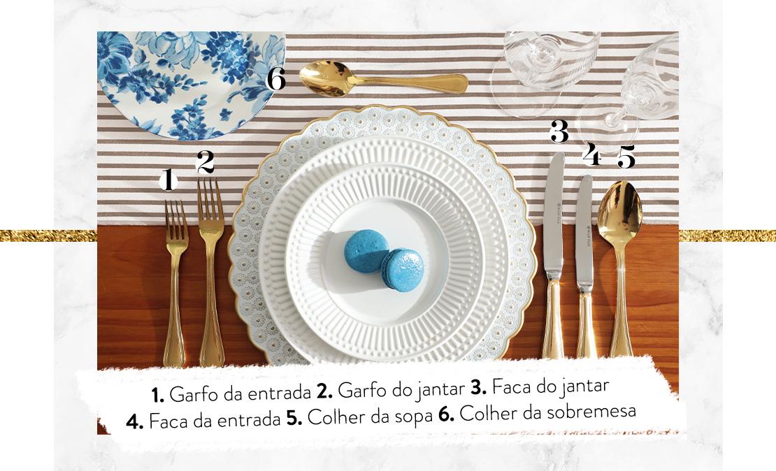 Mesa à regras | Regras de etiqueta | MEea posta | westwing.com.br