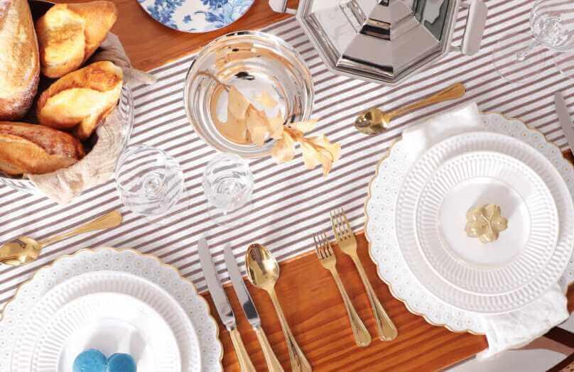 Uma mesa à francesa | Westwing.com.br