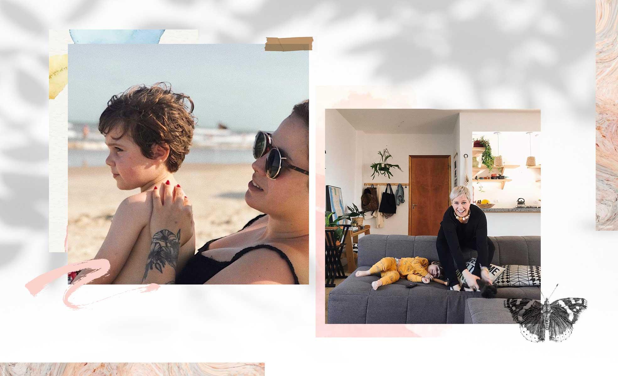 Bruna Galliano, maternidade na quarentena, maternidade e trabalho | westwing.com.br