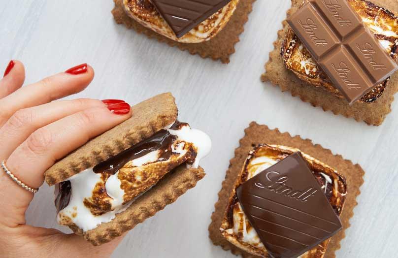Receitas by Lindt (a expert das experts em chocolates) | Westwing.com.br