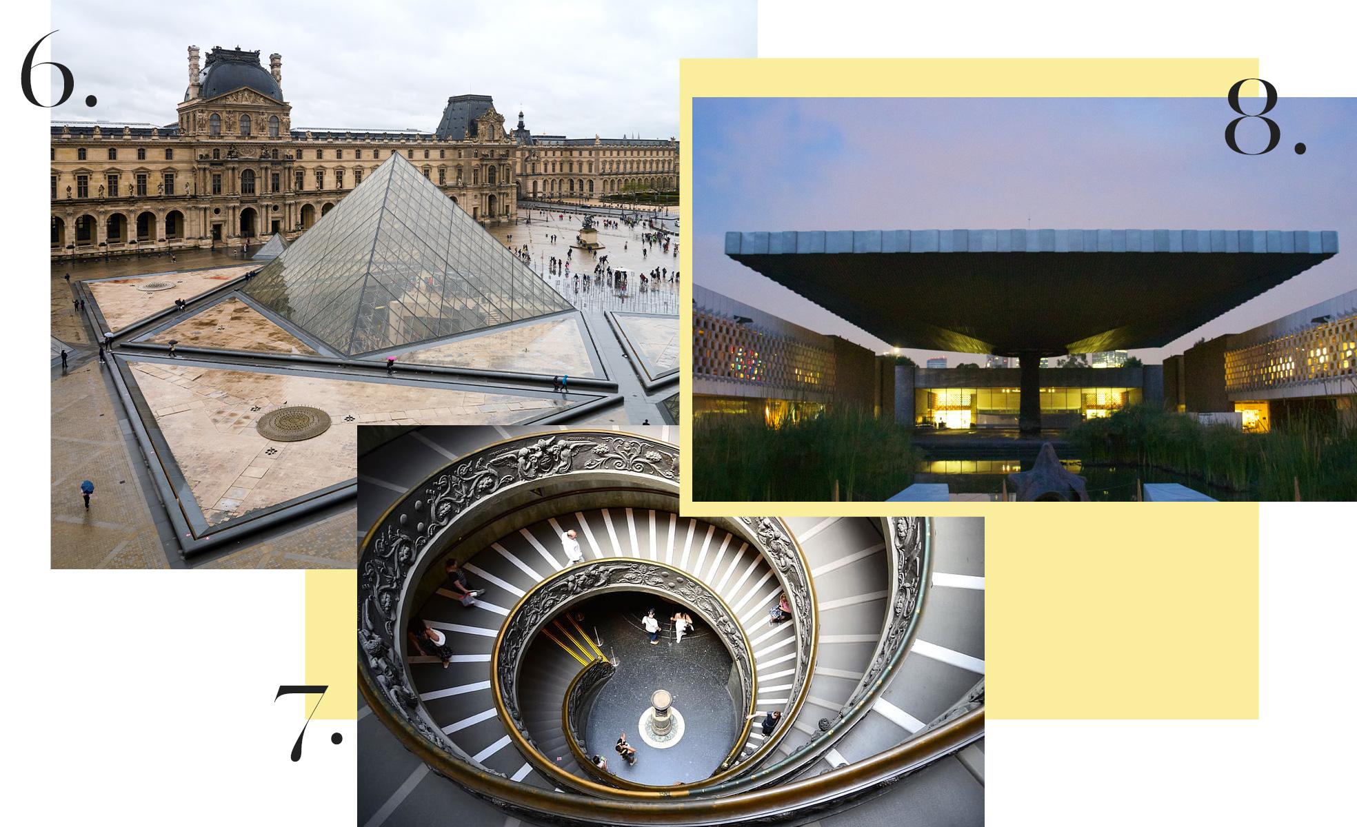 museu, museu online, exposição online, louvre, mona lisa, museu do vaticano, museu nacional de antropologia | westwing.com.br