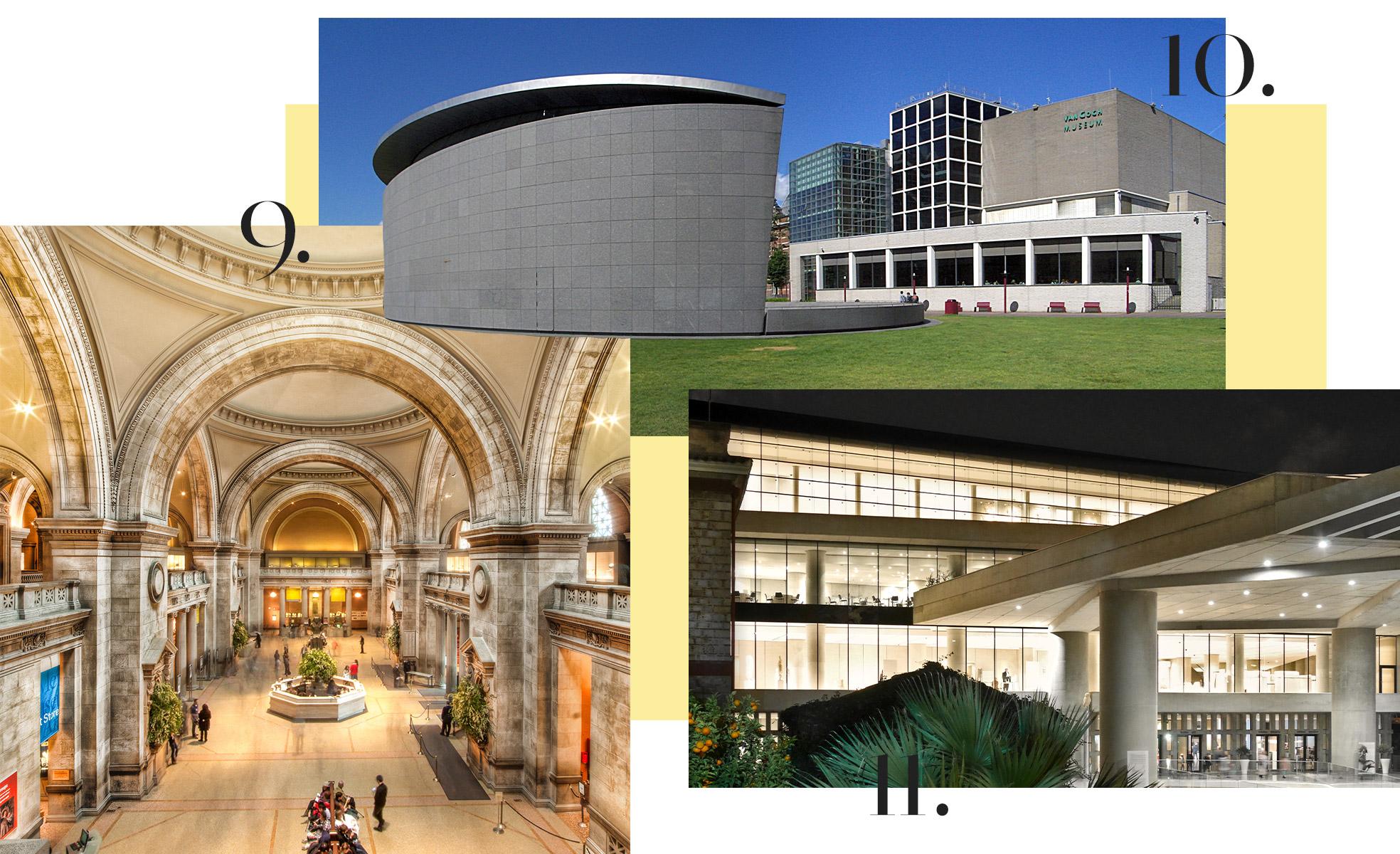 metropolitan museum of art, museu van gogh, museu da acrópole, museu virtual, exposição online | westwing.com.br