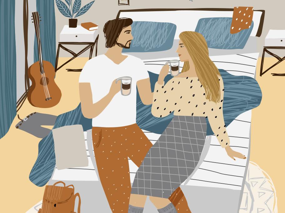 Vida a dois na quarentena | westwing.com.br