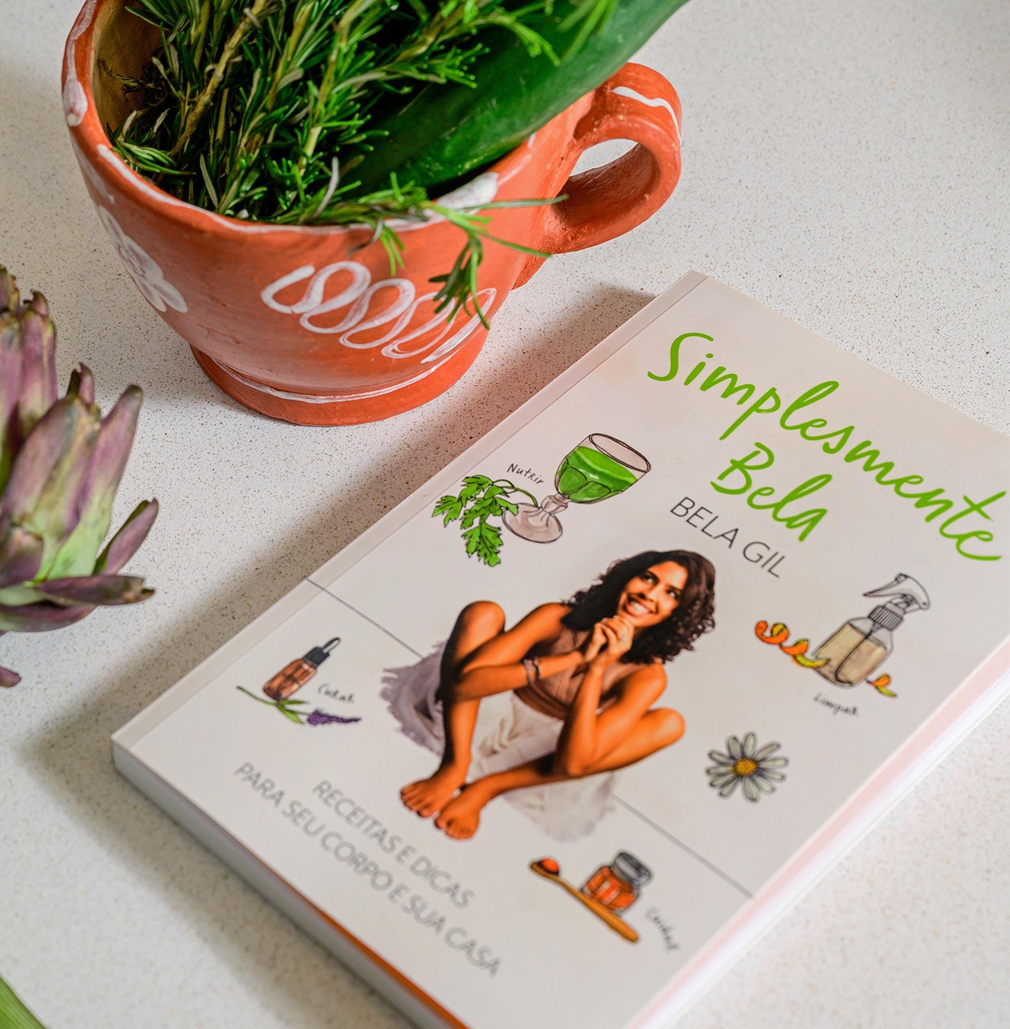 Simplesmente Bela, novo livro Bela Gil | westwing.com.br