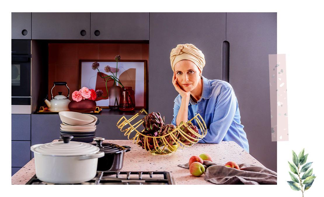 Estrela da nova categoria do WestwingNow, Mesa Posta, a chef Helena Rizzo | westwing.com.br