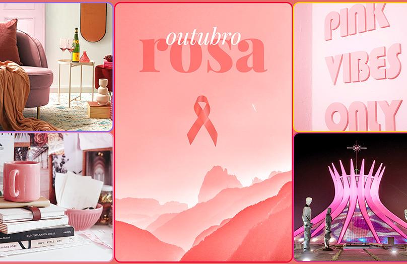Outubro Rosa: um mês de conscientização | Westwing.com.br