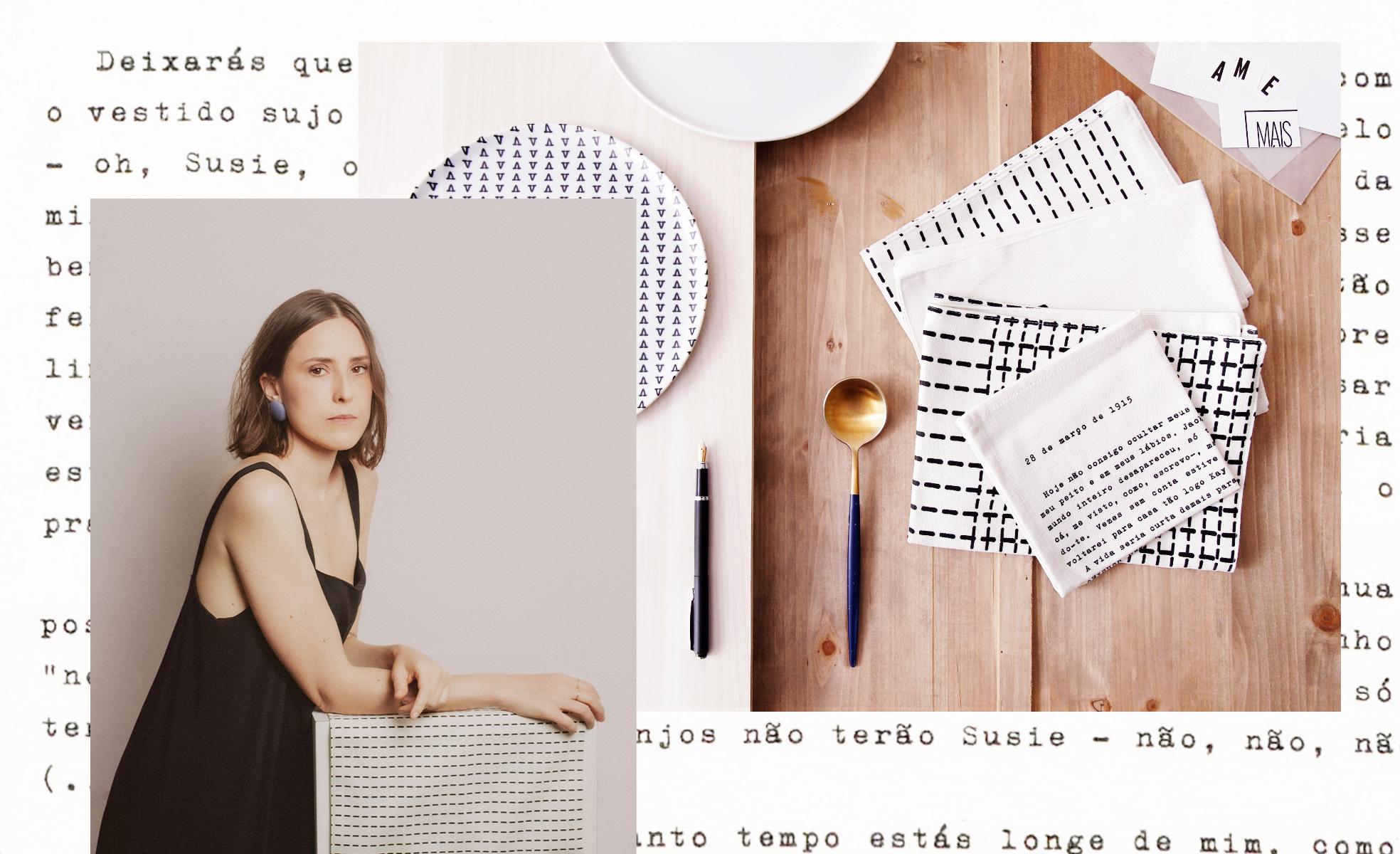 Verena Smit, multiartista | westwing.com.br