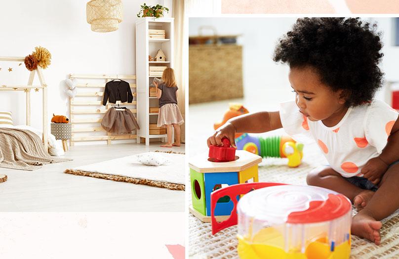 Quarto Montessoriano: conheça o método e aprenda a decorar com ele | Westwing.com.br