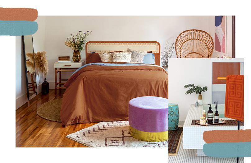 Uma suíte trendy para você se inspirar | Westwing.com.br
