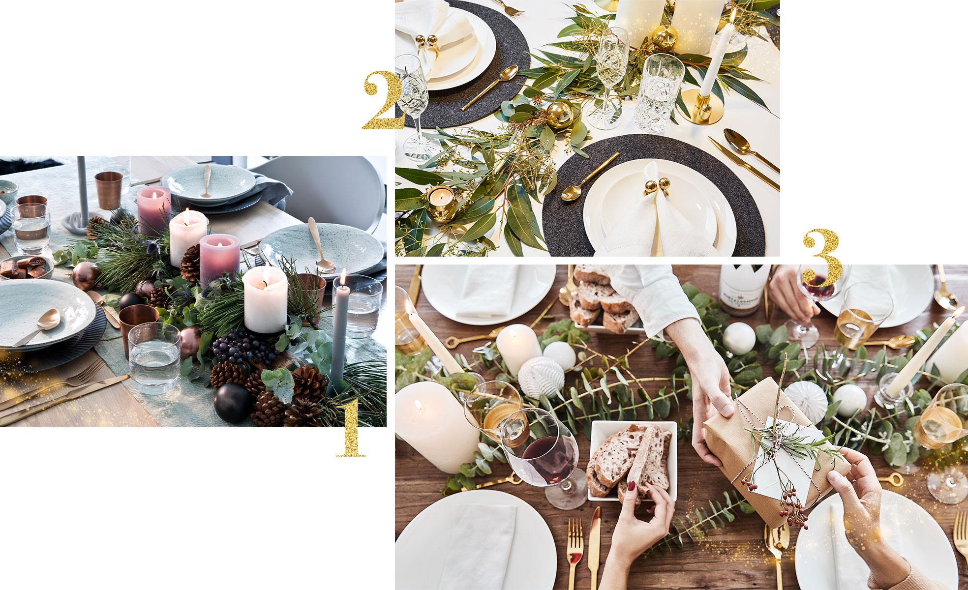 Dicas para arranjo de mesa de Natal | westwing.com.br