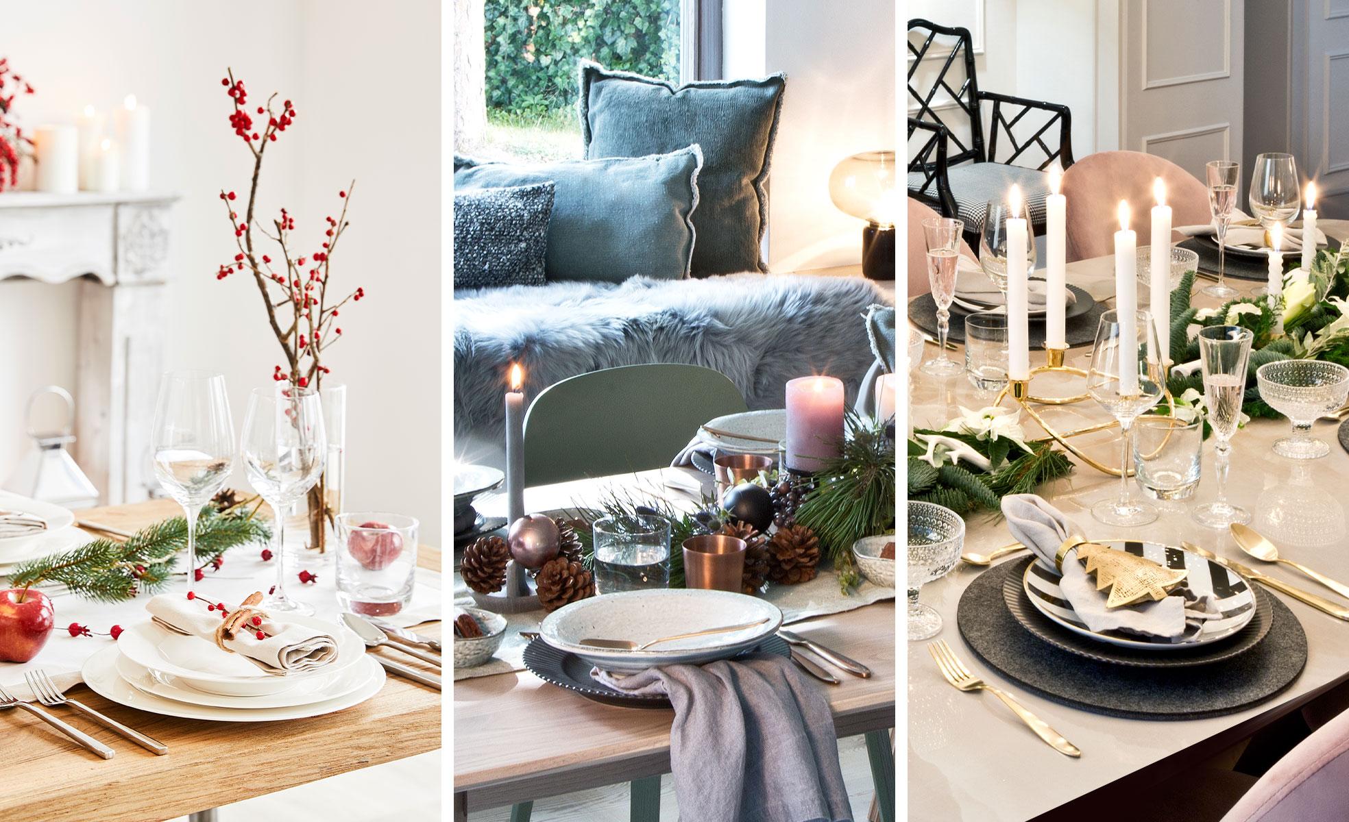 Mesa perfeita para o Natal | westwing.com.br