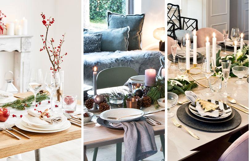 Como montar a mesa (perfeita!) para o Natal | Westwing.com.br