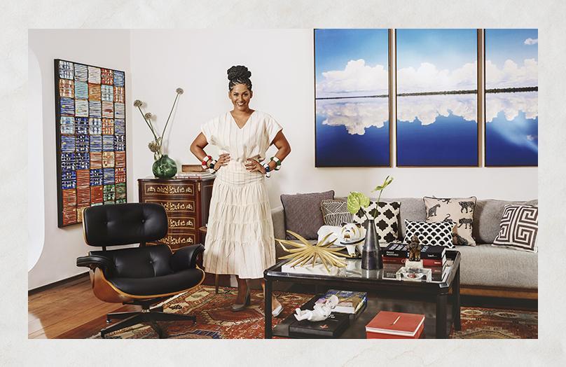 O lifestyle de Alexandra Loras, estrela da 1ª edição da Revista Westwing | Westwing.com.br