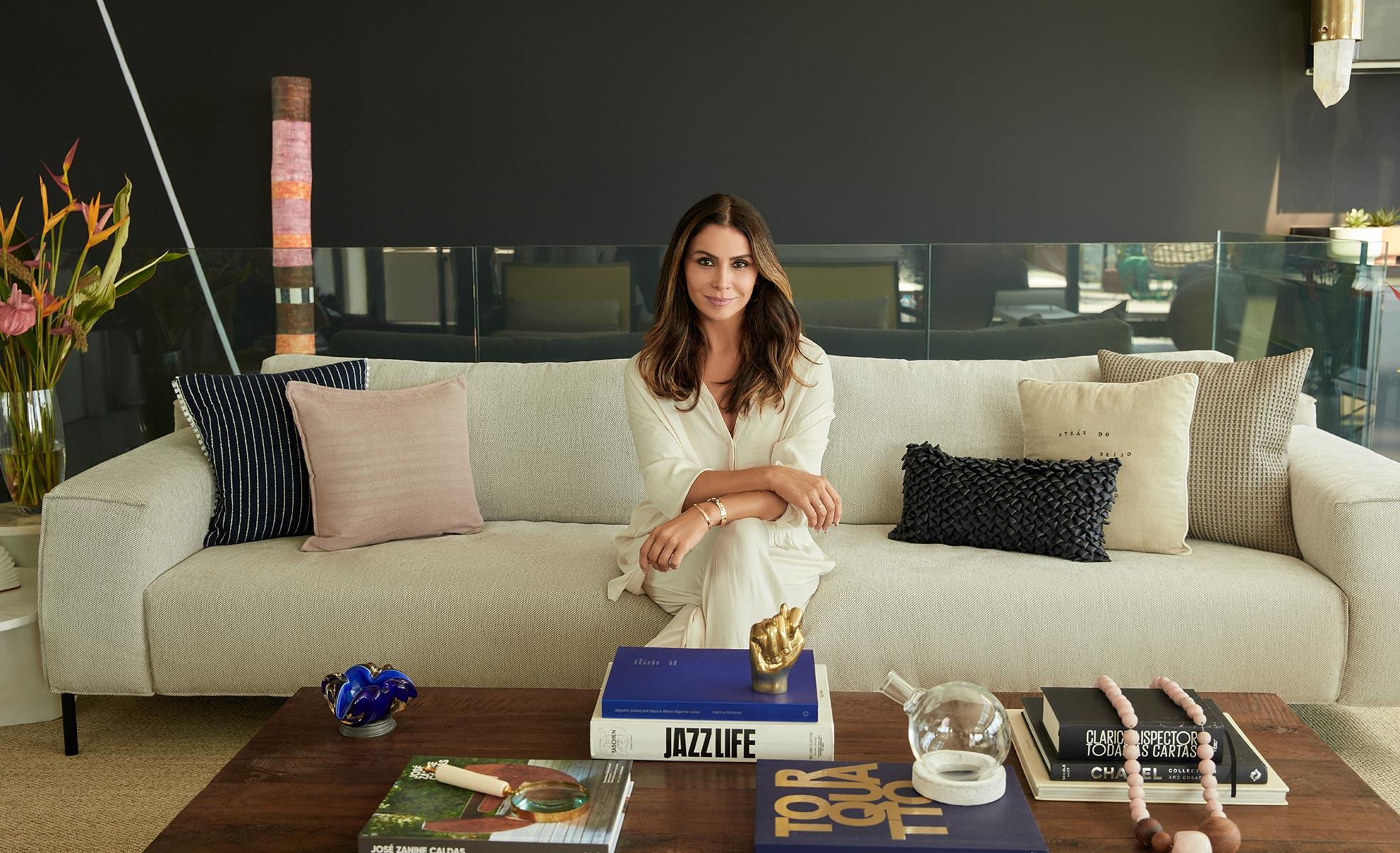 Giovanna Antonelli apresenta sua casa | westwing.com.br