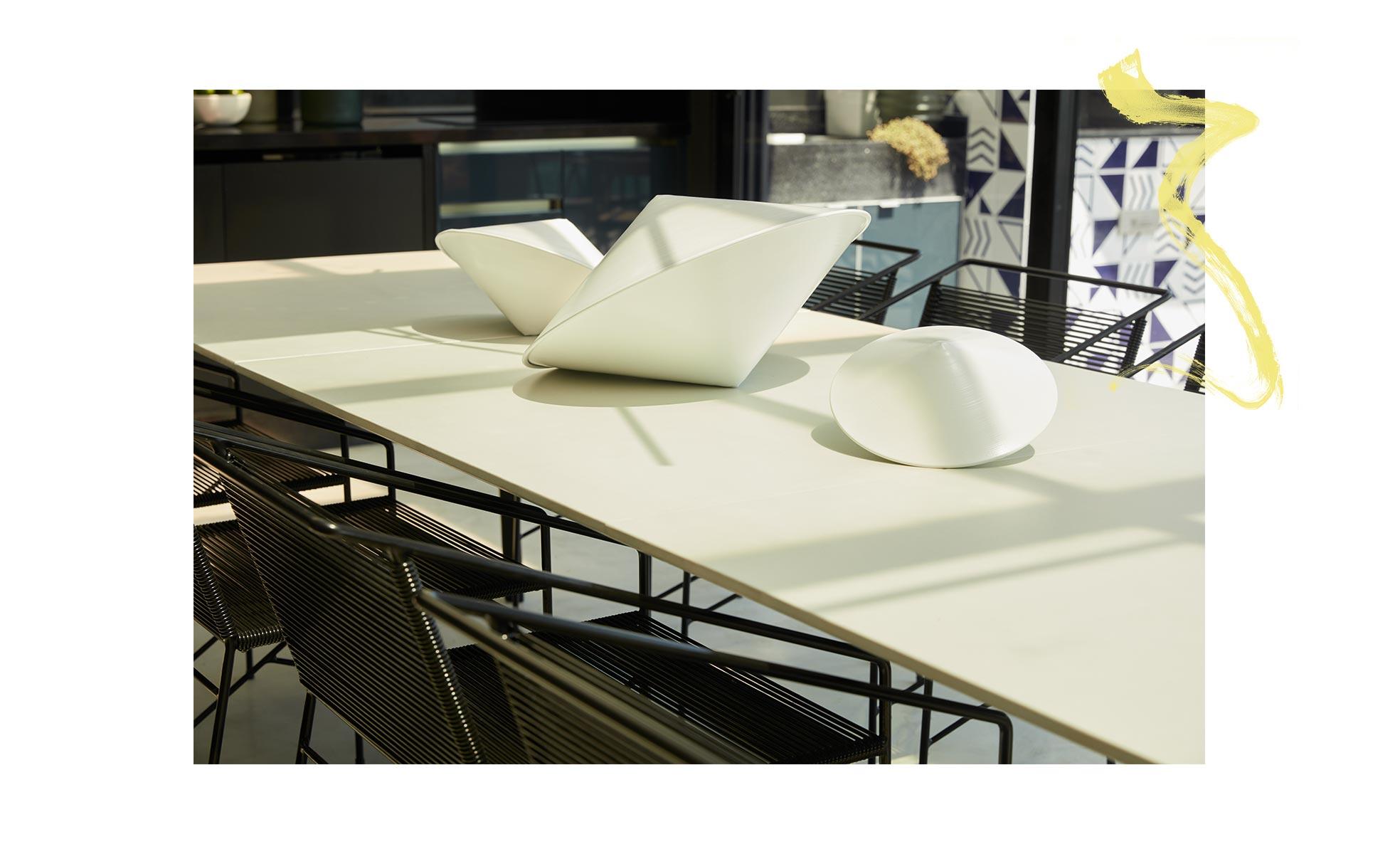 Mesa de jantar de Giovanna Antonelli | westwing.com.br