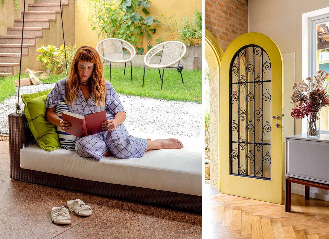 Casa de Marcela Ceribelli | @westwing.com.br
