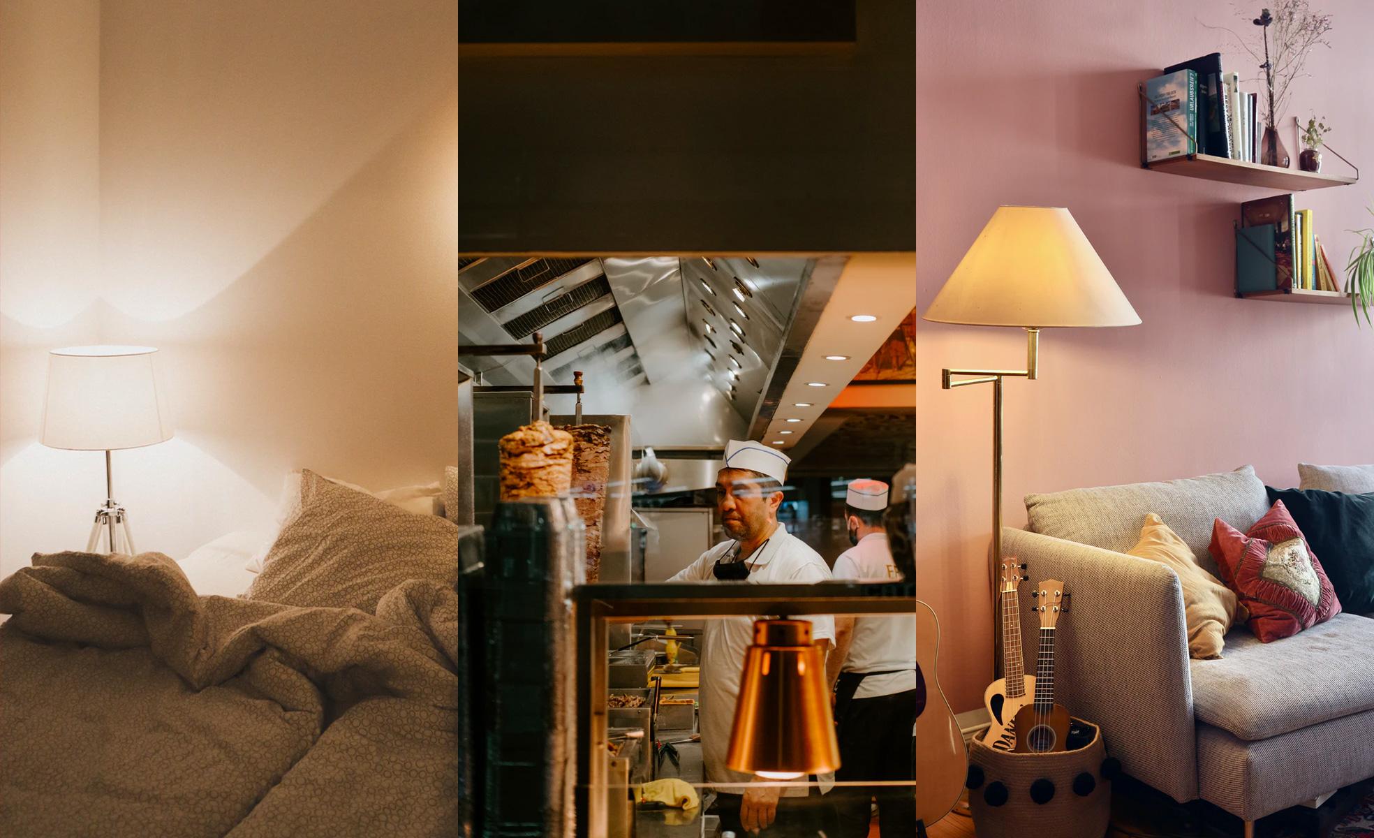 Iluminação ideal para cada ambiente | Guia da iluminação | westwing.com.br