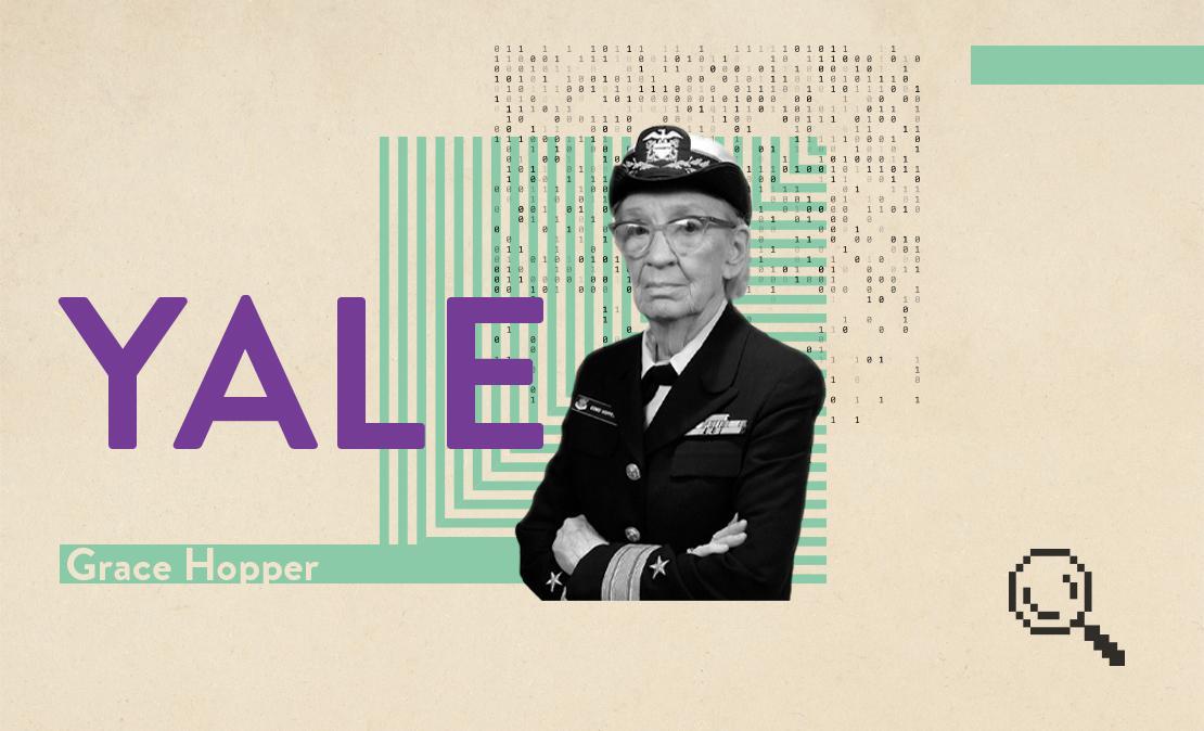 Mulheres que transformaram o mundo da tecnologia | Grace Hopper | Westwing