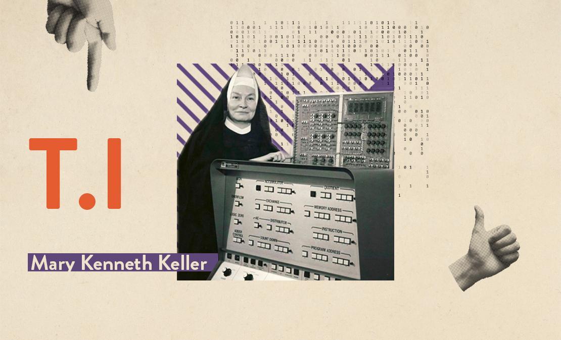 Mulheres que transformaram o mundo da tecnologia | Mary Kenneth Keller | Westwing