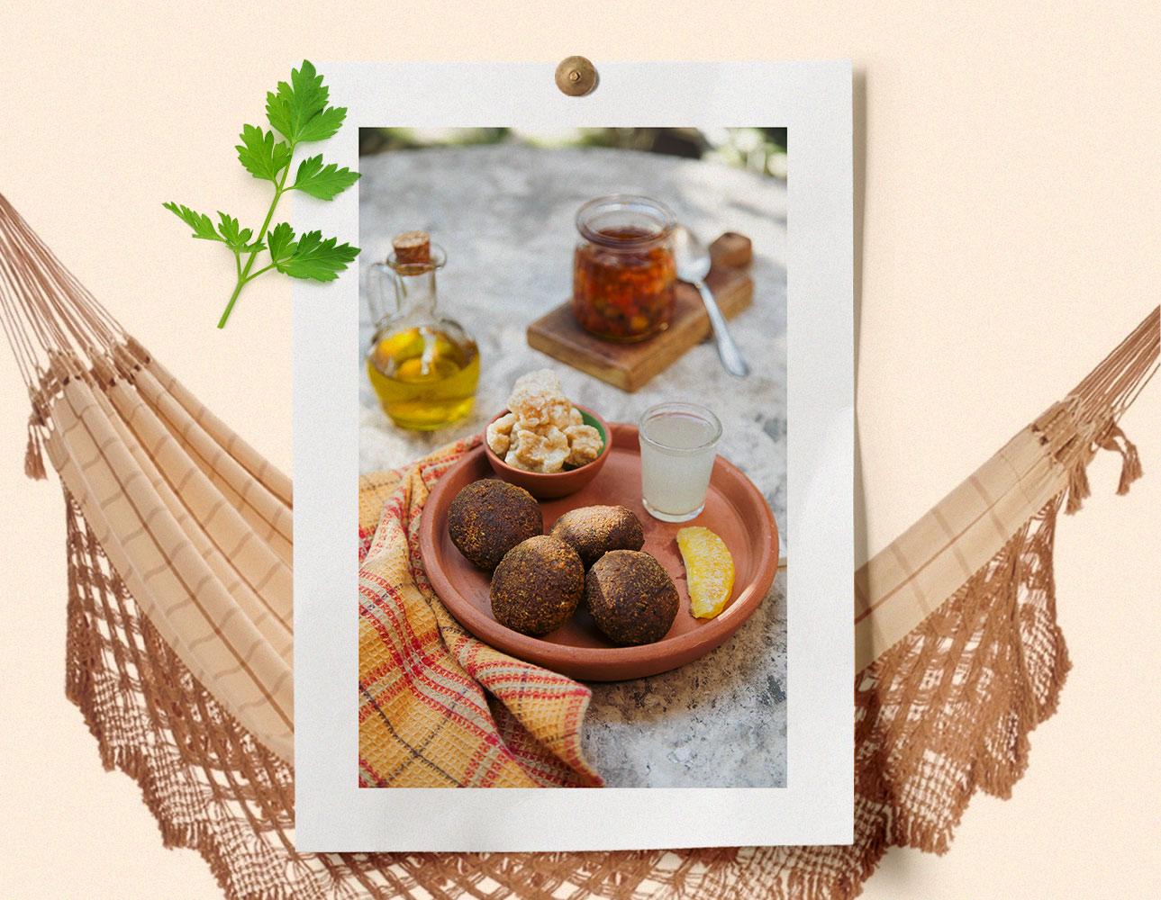 O bolinho de feijoada de Kátia Barbosa/ westwing. com.br