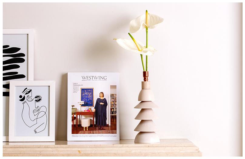 Ela chegou! Confira a 2ª edição da Revista Westwing | Westwing.com.br