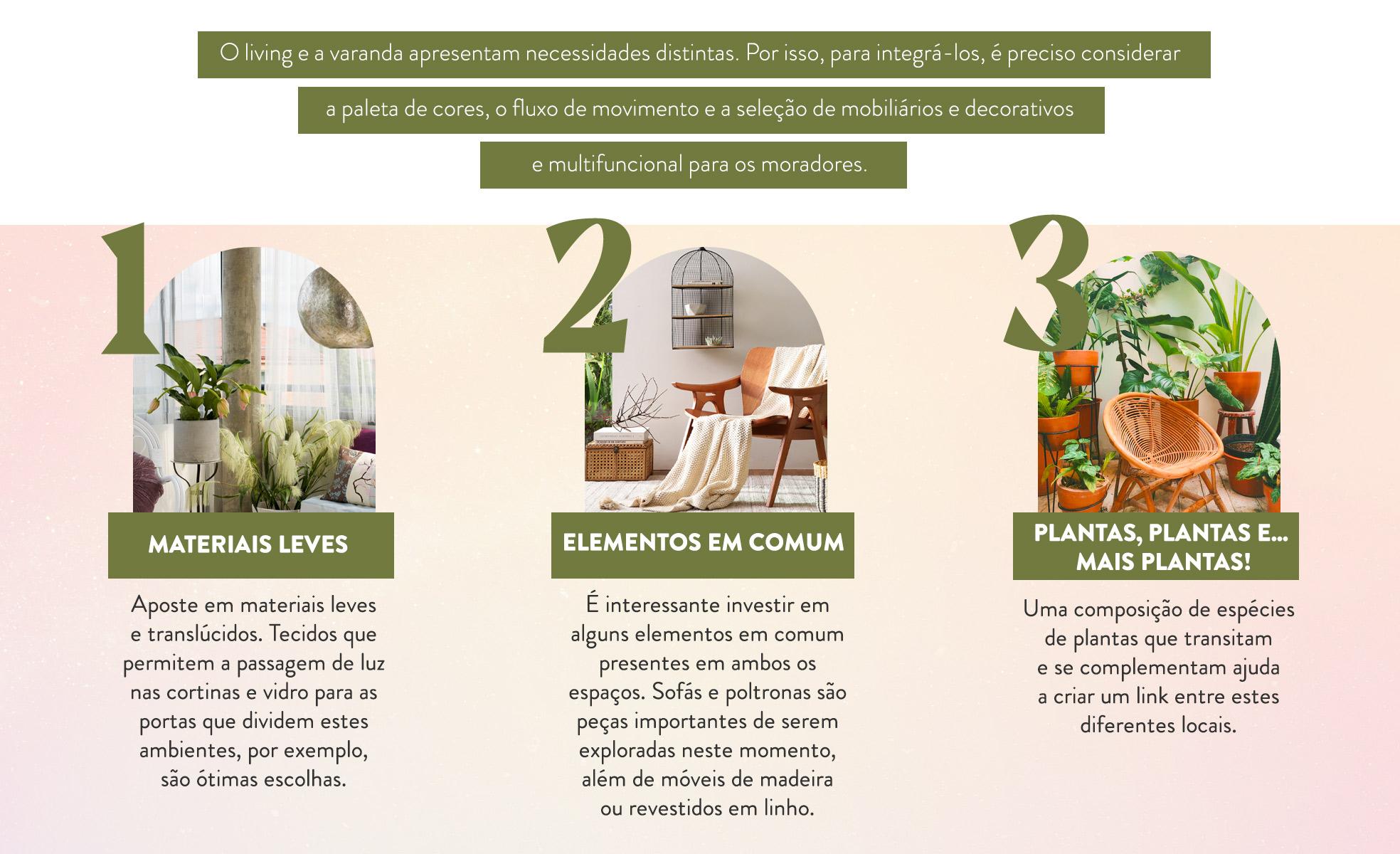 5 integrações de espaços para você se inspirar   Como criar ambientes integrados?   Foto 10   Westwing.com.br