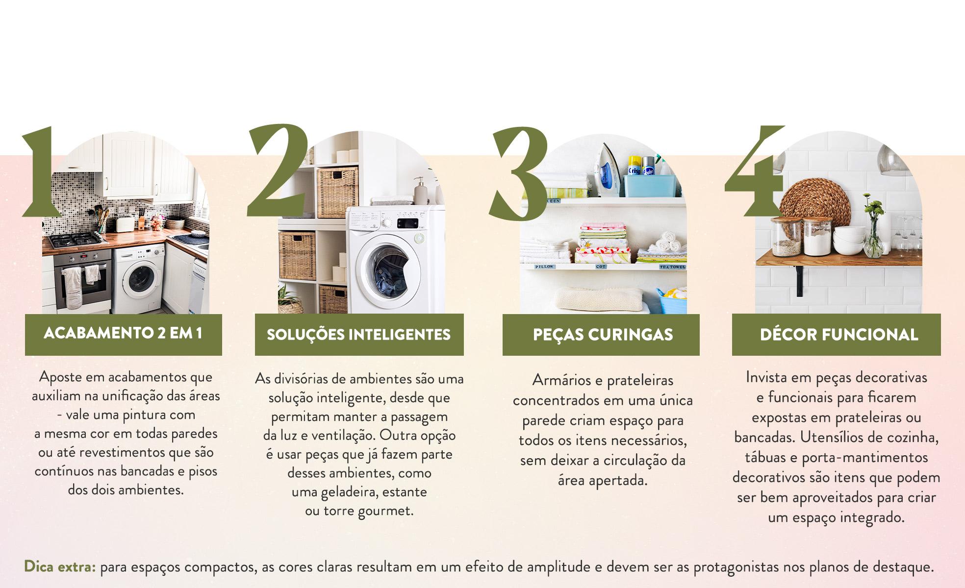 5 integrações de espaços para você se inspirar   Como criar ambientes integrados?   Foto 4   Westwing.com.br